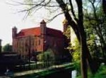 Zamek gotycki w Lidzbarku Warmińskim