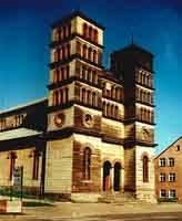 Cerkiew Prawosłąwna w Lidzbarku Warmińskim