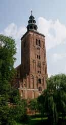 Kościół pw. Św. Ap. Piotra i Pawła w Lidzbarku Warmińskim