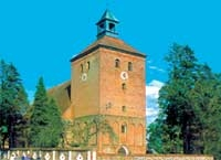 Kościół w Rogóżu
